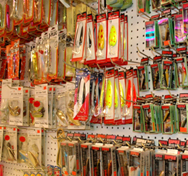 Fishing Lures, Fishing Supplies, Fishing Rods and Reels